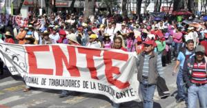 CNTE propone enseñar lucha social, desobediencia y resistencia a alumnos