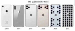 El diseño de la cámara de los nuevos iPhone desata burlas en redes