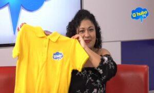 """""""Lady Frijoles"""" ahora será presentadora de un programa de TV en Honduras"""