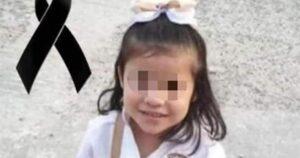 Encuentran muerta a niña que fue secuestrada por su niñera en Chiapas