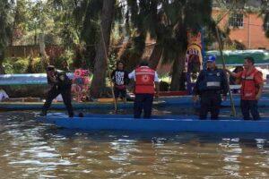 Tras muerte de joven, prohíben la venta y consumo de alcohol en trajineras de Xochimilco