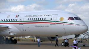 Recursos obtenidos por venta del avión presidencial serán para llevar agua a Hidalgo