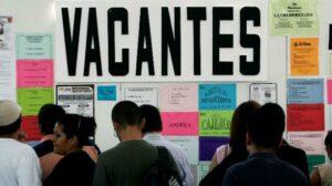 Empleos formales cayeron 46 por ciento de enero a agosto