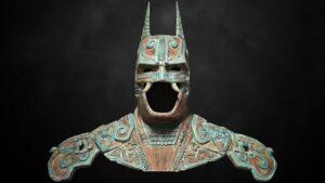 El personaje de Batman habría sido inspirado en la deidad maya Camazotz