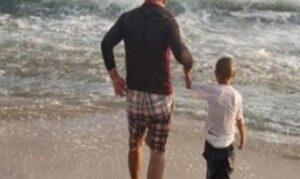 Niño que padecía cáncer fallece tras cumplir su sueño de conocer el mar