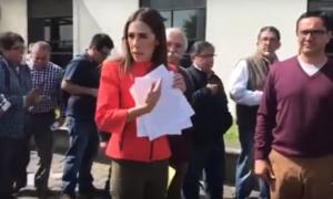 """""""¿Por qué esta saña?"""", cuestiona Rosario Robles a AMLO a través de una carta"""