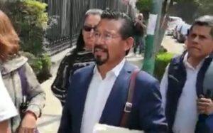 Arrestan a Cipriano Charrez, diputado de Morena, implicado en un accidente vial que dejó un muerto