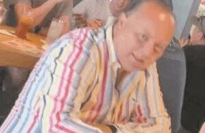 Captan a César Duarte en bar de Nuevo México, EU