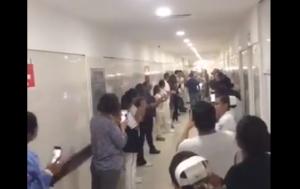 Médicos y enfermeras despiden con aplausos a joven que donó sus órganos
