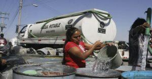 Reducirán suministro de agua lo que resta del año en la CDMX y Edomex