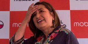 Redes apodan a la senadora Xóchilt Gálvez como #LadyCaca