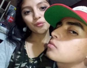 Detienen a menor acusado de matar a su novia embarazada