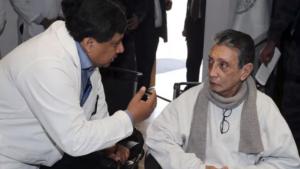 Mario Villanueva podría terminar su condena con prisión domiciliaria: Segob