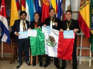 Equipo mexicano gana cuatro medallas en Olimpiada Iberoamericana de Biología
