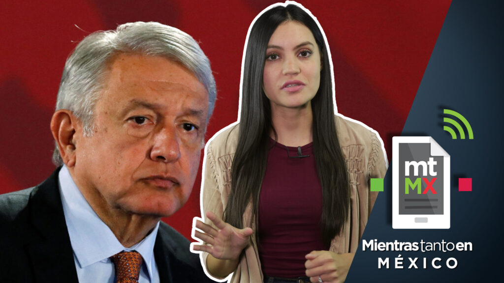 Le adjudican 26 empresas falsas a AMLO