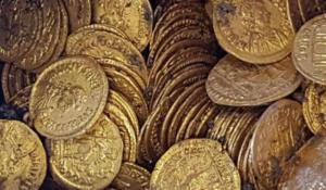 Albañiles encuentran un tesoro en una casa antigua de Uruguay