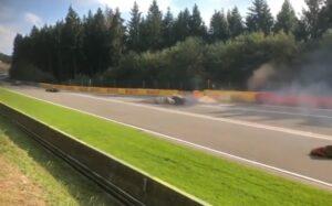 Trágico accidente en la Fórmula 2: muere el piloto francés Anthoine Hubert