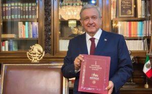 PAN y PRD critican Primer Informe de Gobierno de AMLO