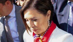 SFP inhabilita por 10 años a Rosario Robles
