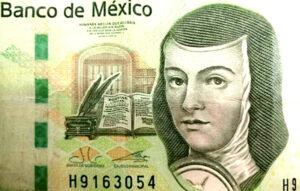 Sor Juana Inés de la Cruz será la imagen del nuevo billete de 100 pesos