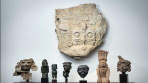 Subasta en Francia de arte precolombino mexicano alcanza 1.2 millones de euros