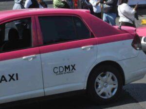 Policía rescata a mujer secuestrada por un taxista