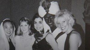 """JustinTrudeau ofrece disculpas por una foto en donde aparece pintado """"como negro"""""""