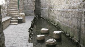 Arqueólogos hallan una antigua calle en Jerusalén de hace 2 mil años