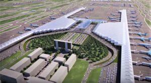 Difunden video de cómo lucirá el Aeropuerto de Santa Lucía