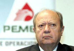 Congelan cuentas bancarias a Romero Deschamps y toda su familia