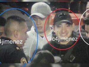 Fotos evidencian amistad entre policías y líder de la Unión Tepito