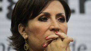 Rosario Robles seguirá en prisión preventiva; juez determina que hay riesgo de que se fugue