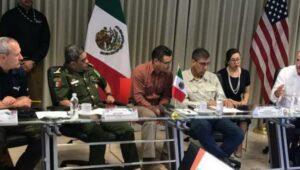 DEA se reunió con el gobierno de Sinaloa un mes antes del operativo en Culiacán