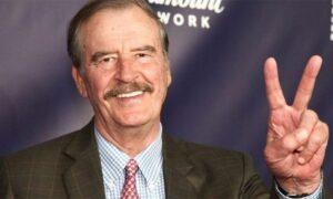 Vicente Fox se burla de lo acontecido en Culiacán y las redes lo tunden