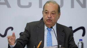 Carlos Slim invertirá100 mmdp en obras del gobierno de AMLO