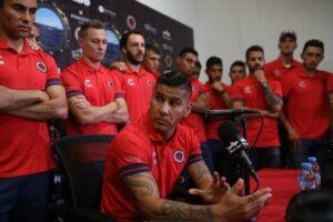 Capitán de los Tiburones Rojos revela las condiciones precarias en el Club Veracruz