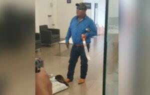 Matan a sujeto que intentó asaltar un banco en Pachuca y tomó rehenes