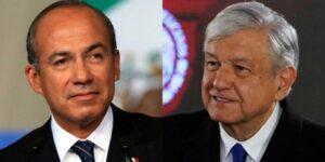 En redes comparan postura de Calderón con la de AMLO en temas de seguridad