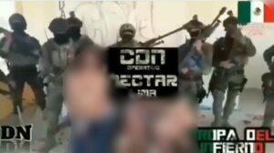 'Tropa del Infierno' decapita a tres sicarios del CJNG y lanza amenaza contra 'El Mencho'