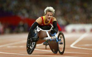 Muere la atleta paralímpica Marieke Vervoort tras someterse a la eutanasia