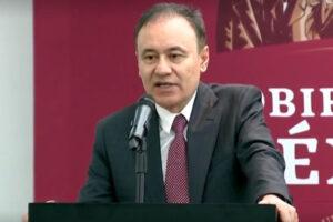 """""""Tropiezo táctico"""" en Culiacán no invalida estrategia de seguridad: Durazo"""