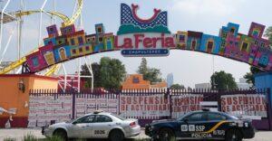 Todos los juegos deLa Feria de Chapultepec estaban sin mantenimiento
