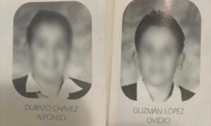 """Periodista revela que hijos de """"El Chapo"""" y Alfonso Durazo estudiaron en la misma escuela"""