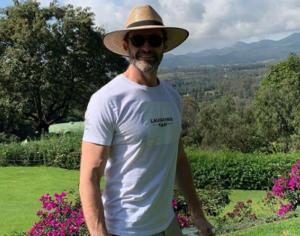 Hugh Jackman visita parques y museos en la CDMX
