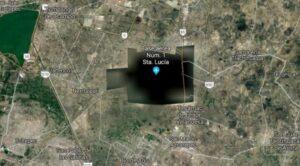 Google Earth oculta imágenes satelitales de Santa Lucía