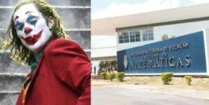 """Suspenden un año a alumno que bromeó con hacer un tiroteo tras """"inspirarse"""" en Joker"""