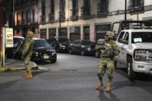 Capturan a 36 integrantes de la Unión Tepito en operativo; encuentran armas, drogas y túneles