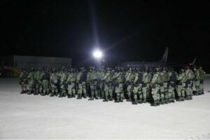 Sedena envía 230 elementos militares a Sinaloa para reforzar seguridad