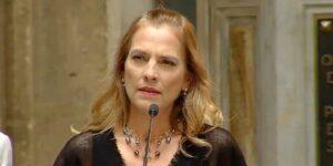 Gutiérrez Müller responde a criticas de Vargas Llosa contra AMLO