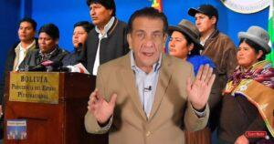 México recibe como héroe a Evo Morales, pero no tiene nada que ofrecerle